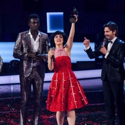 Alice Paba vince 'The Voice2016' portando in finale A MANO A MANO